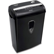 Aurora AS890C 8-Sheet Cross-Cut Paper/Credit Card Shredder with Basket
