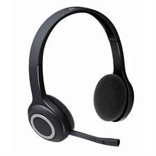 Logitech Wireless Headset H600 - 981-000504