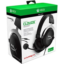HyperX CloudX Gaming Headset For Xbox - HX-HS5CX-SR - Official Xbox Licensed Headset