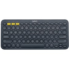 Logitech K380 Multi-Device Bluetooth Keyboard 920-007596, Black