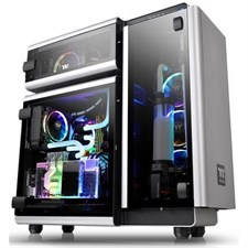Thermaltake Level 20 Tempered Glass Edition E-ATX Full Tower Chassis With Three Tempered Glass Windows