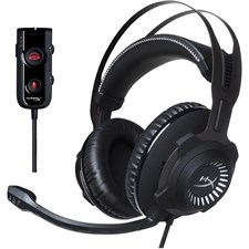 HyperX Cloud Revolver S Gaming Headset - Gun Metal - HX-HSCRS-GM/AS - Virtual Dolby 7.1 Surround