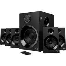 Logitech Z607 5.1 Surround Sound Speakers with Bluetooth 980-001324