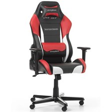 DXRacer Drifting Series D61-NWB ESports Gaming Chair GC-D61-NWR-M4 (Black | White | Red) (Free Next-Day Delivery for Karachi Only)