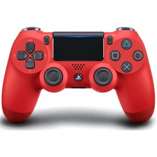 Sony DualShock PlayStation 4 Wireless Controller Magma Red
