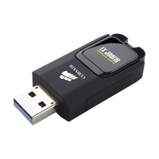 Corsair Flash Voyager Slider X1 USB 3.0 32GB USB Drive, CMFSL3X1-32GB