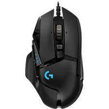 Logitech G502 HERO High Performance Gaming Mouse - 910-005472