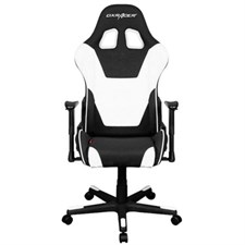 DXRacer Formula Series Computer Gaming Chair (Black | White) GC-F101-NW-D3 (Free Next-Day Delivery for Karachi Only)