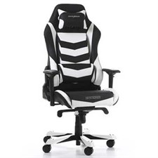 DXRacer Gaming Chair Iron Series GC-I166-NW-S2 Black | White (Free Next-Day Delivery for Karachi Only)