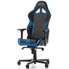 DXRacer RACING PRO Gaming Chair GC-R131-NB-V2, Racing Series Black, Blue (Free Next-Day Delivery for Karachi Only)