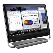 HP TouchSmart Elite 7320 All-in-One PC (Used)
