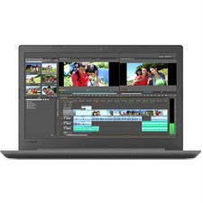 "Lenovo Ideapad 130 Laptop - 7th Gen Ci3 4GB 1TB 15.6"" HD - Black"