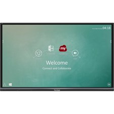 "ViewSonic IFP6550-2 ViewBoard 65"" 4K Interactive Display"