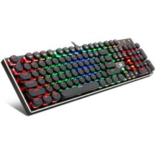 Redragon K556 RGB-RK Devarajas Backlit Mechanical Gaming Keyboard