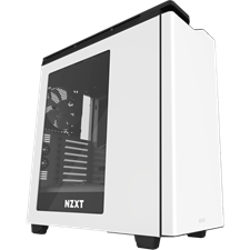 NZXT H440 Premium ATX Mid-Tower Case (White)