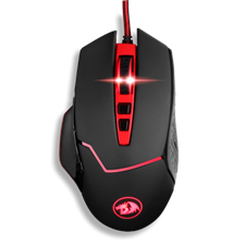 Redragon M907 INSPIRIT 14400 DPI Gaming Mouse
