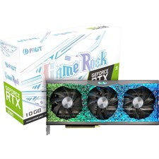 Palit GeForce RTX 3080 GameRock Video Graphics Card