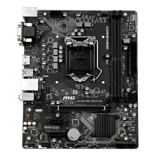 MSI H310M PRO-VDH PLUS Intel H310 Motherboard