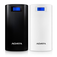 ADATA P20000D Power Bank - 20000mAh