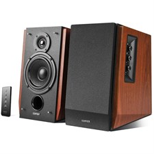 Edifier R1700BT Bluetooth Speakers 2.0 Setup Wooden Enclosure