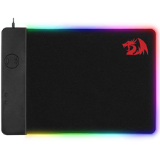 Redragon P025 RGB Gaming Mouse Pad With Wireless Charger