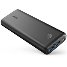 Anker PowerCore Select 20000 mAh Powerbank (Black)