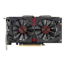 Asus Strix NVIDIA GeForce GTX 1050 Ti OC Edition 4GB GDDR5 STRIX-GTX1050TI-DC2O4G-GAMING Video Graphics Card