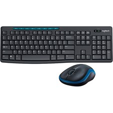 Logitech MK275 Wireless Keyboard and Mouse Combo 920-008460