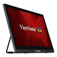 "ViewSonic TD1630-3 - 16"" 10-Point Touch Screen Monitor"