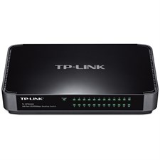 Tp-Link TL-SF1024M 24-Port 10/100Mbps Desktop Unmanaged Switch