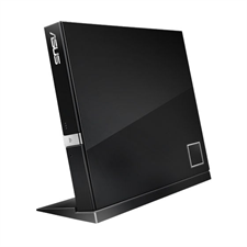ASUS USB 2.0 External Blu-Ray 6X Writer with BDXL Support Model SBW-06D2X-U