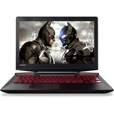 "Lenovo Legion Y720 Gaming Laptop, 7th Gen Ci7 7700HQ 16GB 1TB 6GB GTX 1060 GC 15.6"" FHD (External Blu-Ray Drive)"