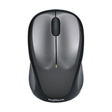 Logitech M235 Wireless Mouse , 2nd Generation (Grey: PN: 910-003384)