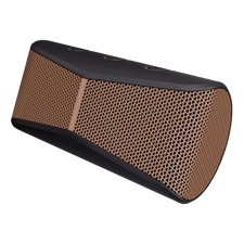 Logitech X300 Mobile Wireless Stereo Speaker Black/Brown 984-000397