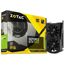 ZOTAC ZT-P10500C-10L GeForce® GTX 1050 OC 2GB 128BIT GDDR5 Graphics Card