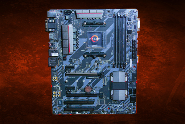 AMD AM4 Chipsets