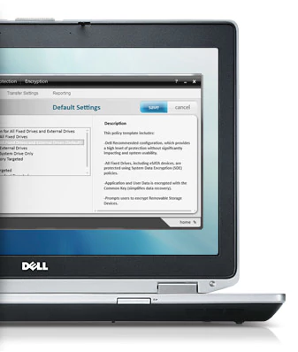 Dell Latitude E6520 Laptop - Confident security