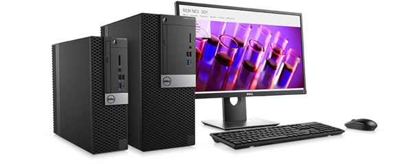 New OptiPlex 7050 Tower & Small Form Factor - Powerful productivity