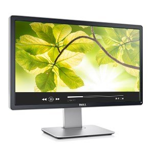Dell 22 Monitor | P2214H: Outstanding screen clarity for productive offices.