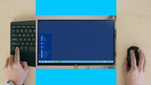 Logitech MK850 Performance Wireless Keyboard and Mouse Combo, 920-008233