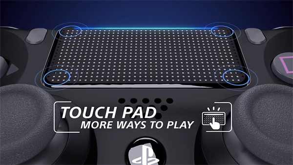 DualShock 4 Wireless Controller - Touch Pad