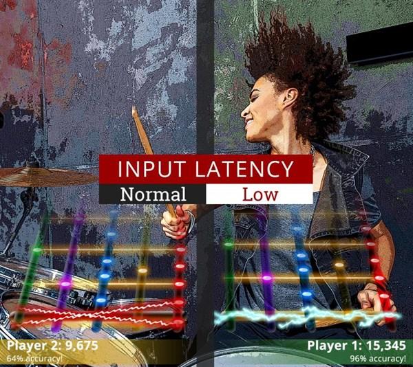 Low Latency