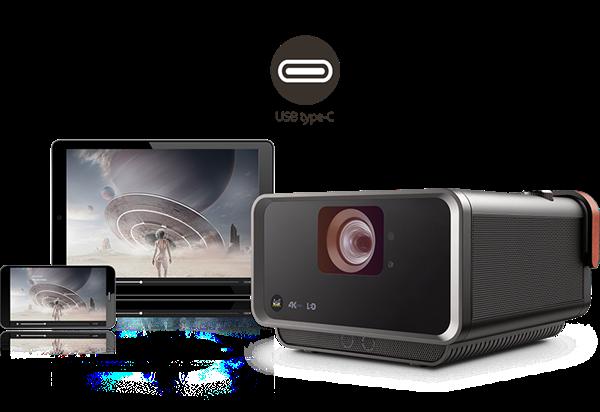 USB Type-C to Stream